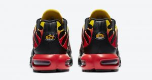Nike Air Max Plus Go Gredient Has Received A Firey Outfit 02