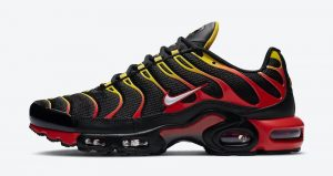 Nike Air Max Plus Go Gredient Has Received A Firey Outfit