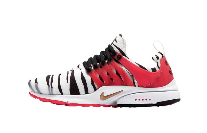 Nike Air Presto Korea White Red CJ1229-100 01