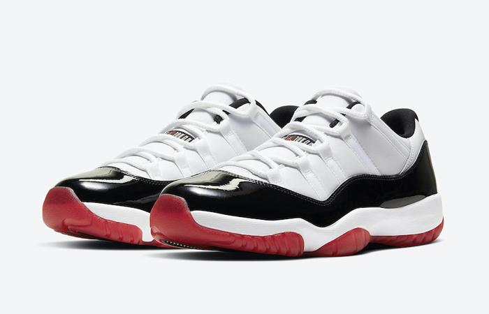 Nike Jordan 11 Low Concord Bred AV2187-160 02