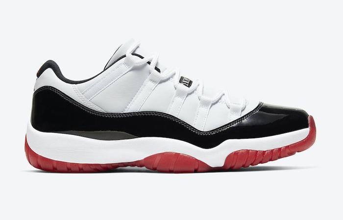 Nike Jordan 11 Low Concord Bred AV2187-160 03
