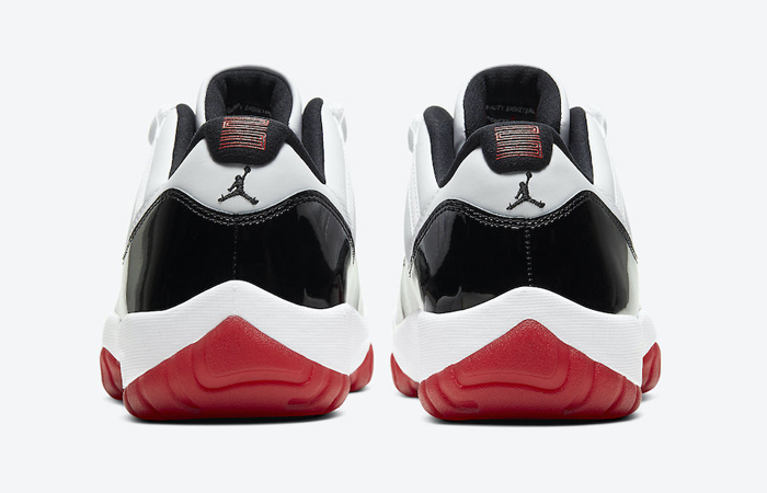 Nike Jordan 11 Low Concord Bred AV2187-160 05