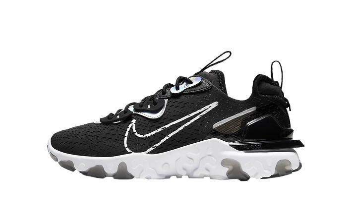 Nike React Vision Core Black White CW0730-001 01