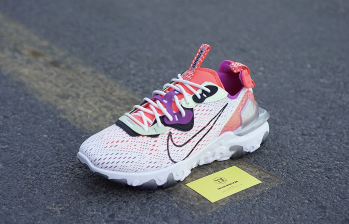 Nike React Vision White Red CD4373-102 03