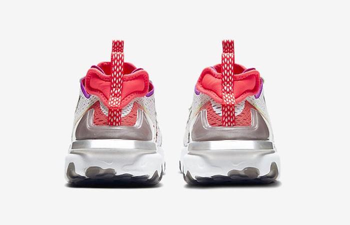 Nike React Vision White Red CD4373-102 08