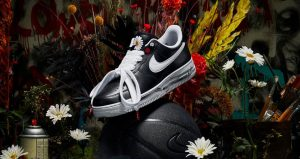 PEACEMINUSONE Again Join Hands With Nike For Upcoming Air Force 1 Para Noise