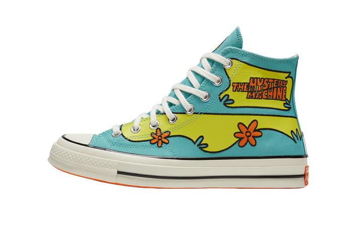 Scooby-Doo Converse Chuck 70 Hi Sulfur Spring 169072C 01
