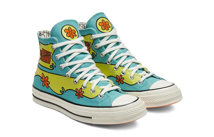 Scooby-Doo Converse Chuck 70 Hi Sulfur Spring 169072C 02