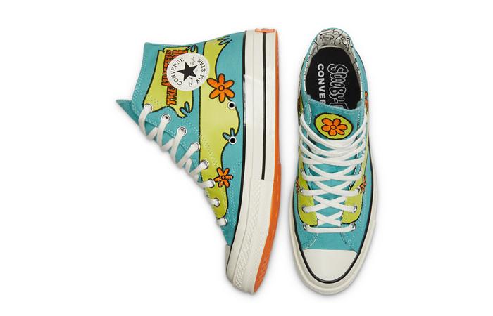 Scooby-Doo Converse Chuck 70 Hi Sulfur Spring 169072C 04