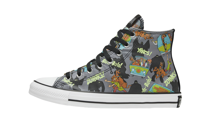 Scooby-Doo Converse Chuck Taylor All Star High Top 169073C 01
