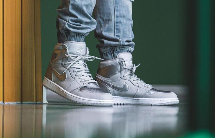 The Best Images Of Nike Air Jordan 1 High OG Neutral Grey ft