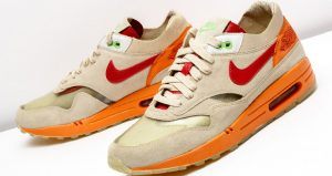 The CLOT Nike Air Max 1 Kiss Of Death Might Be Re-Releasing Next Year