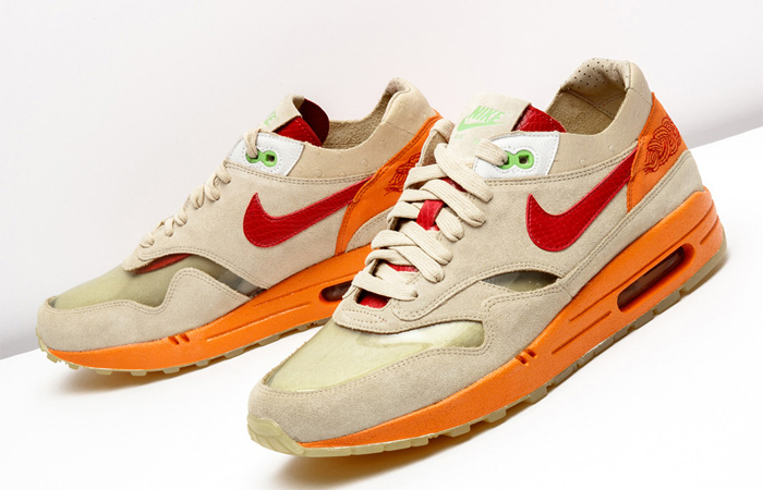 The CLOT Nike Air Max 1 Kiss Of Death Might Be Re-Releasing Next Year ft