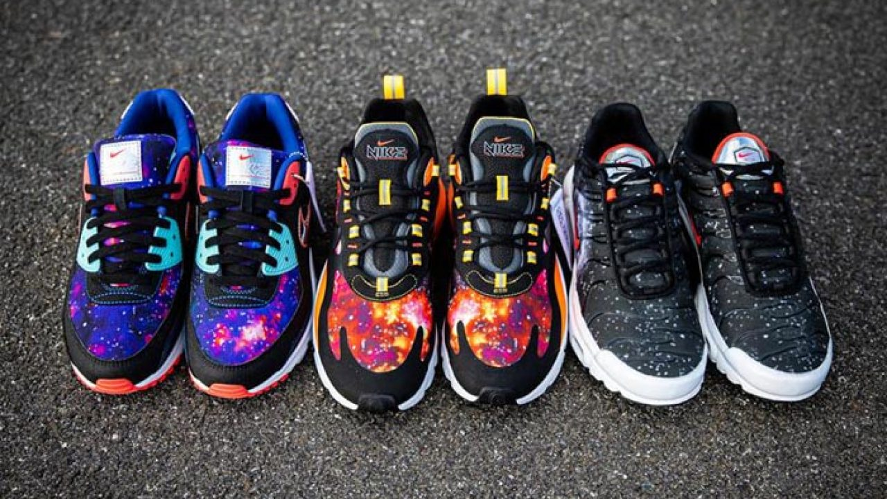 The Nike Air Max Supernova 2020 Influenced By The Outer