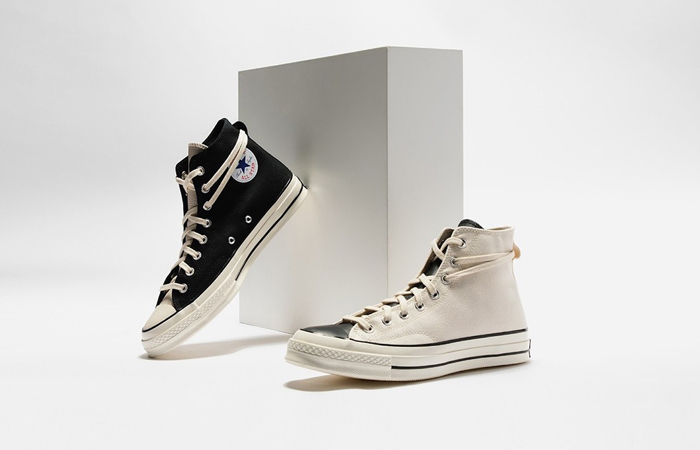 The Recent Hit Fear of God Converse Chuck 70 Hi Making A Come Back ft