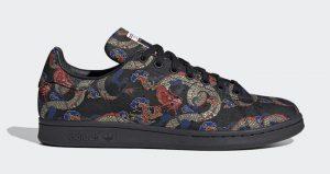 The adidas Stan Smith Recieves A Dragon Print To Celebrate Dragon Boat Festival 03