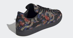 The adidas Stan Smith Recieves A Dragon Print To Celebrate Dragon Boat Festival 05