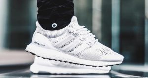 The adidas Ultra Boost 1.0 Chalk White Returning This Month
