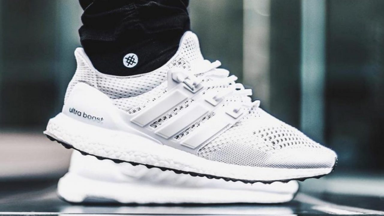 The adidas Ultra Boost 1.0 \