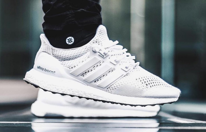 The adidas Ultra Boost 1.0 Chalk White Returning This Month ft