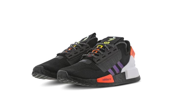 Adidas NMD R1 V2 'Black Black' Men 'Trainers Al.eBay