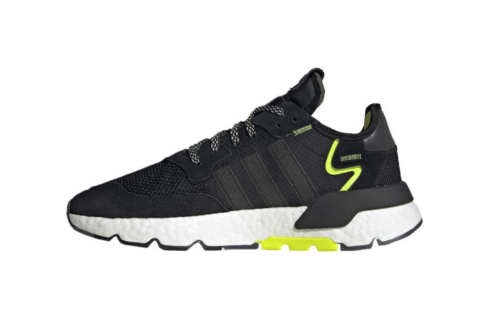 adidas Nite Jogger Solar Yellow EG7409 01