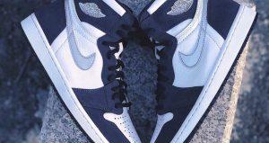 Best Look At The Jordan 1 Retro High OG Midnight Navy 01