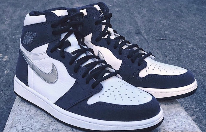 Best Look At The Jordan 1 Retro High OG Midnight Navy ft