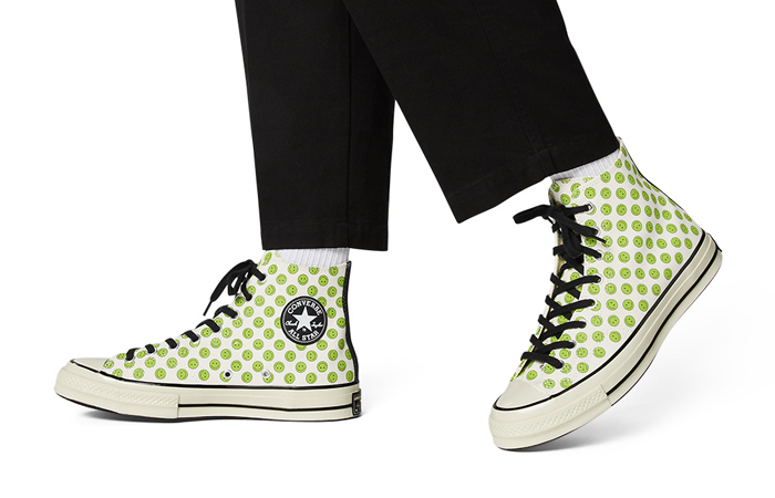 Converse Chuck 70 Happy Camper With Good Vibes ft