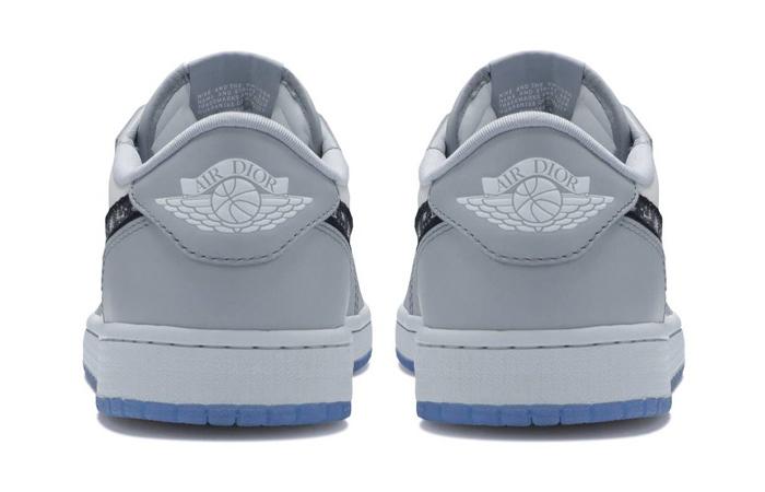 Dior Jordan 1 Low Grey CN8608-002 04