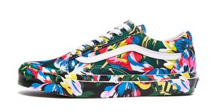 Here Is All The Raffle Info To Cop Kenzo Vans OG Old Skool LX Floral Pack 02