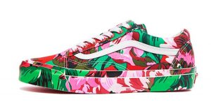 Here Is All The Raffle Info To Cop Kenzo Vans OG Old Skool LX Floral Pack 03