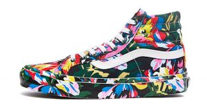 Here Is All The Raffle Info To Cop Kenzo Vans OG Old Skool LX Floral Pack 05