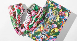 Here Is All The Raffle Info To Cop Kenzo Vans OG Old Skool LX Floral Pack