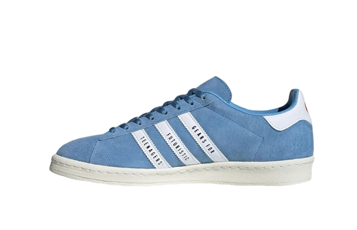 Human Made adidas Campus Blue FY0731 01