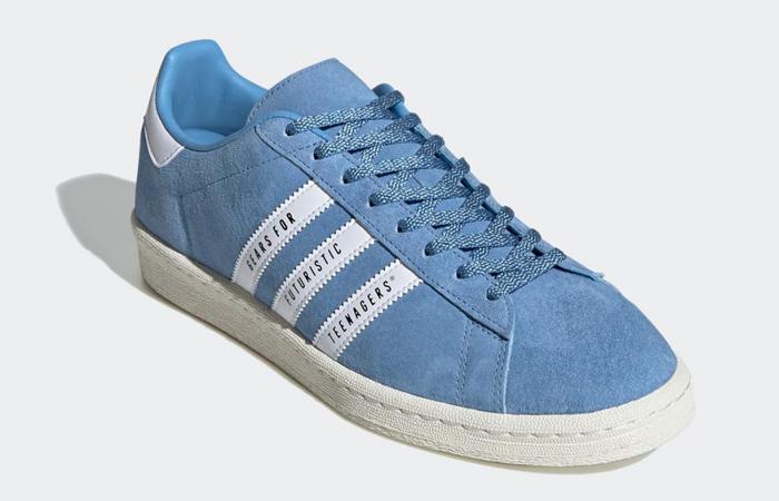 Human Made adidas Campus Blue FY0731 02