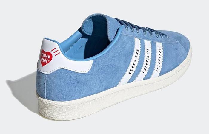 Human Made adidas Campus Blue FY0731 04