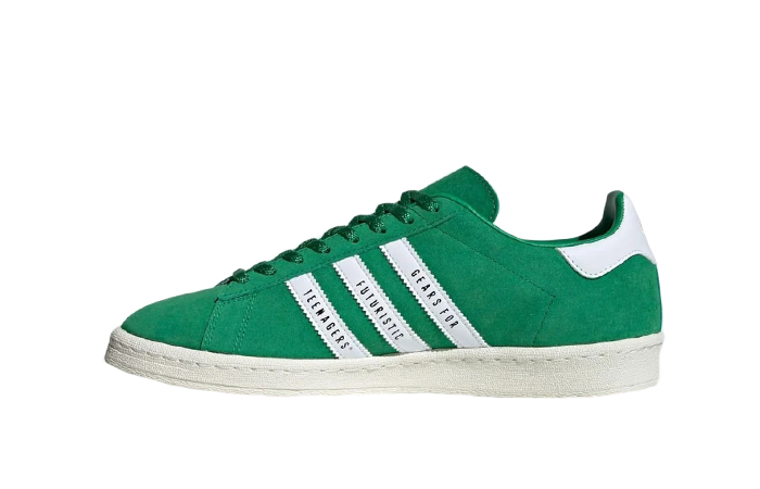 Human Made adidas Campus Green FY0732 01