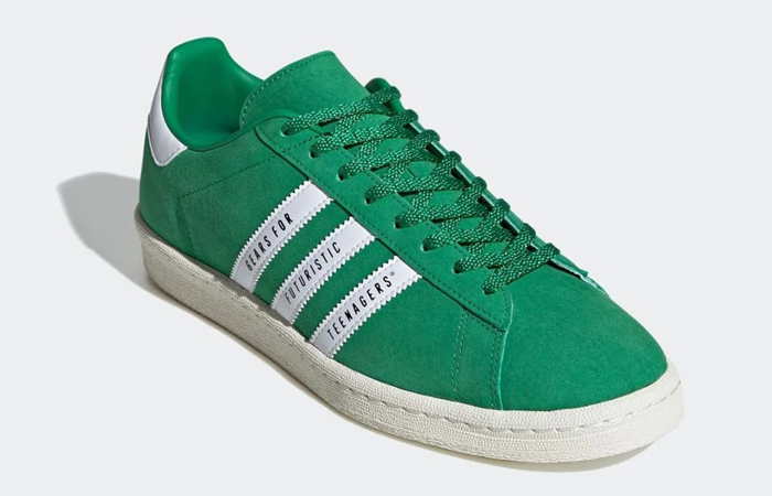 Human Made adidas Campus Green FY0732 02