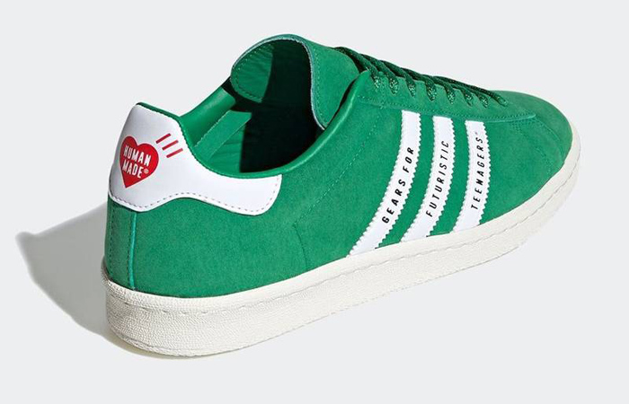 Human Made adidas Campus Green FY0732 04