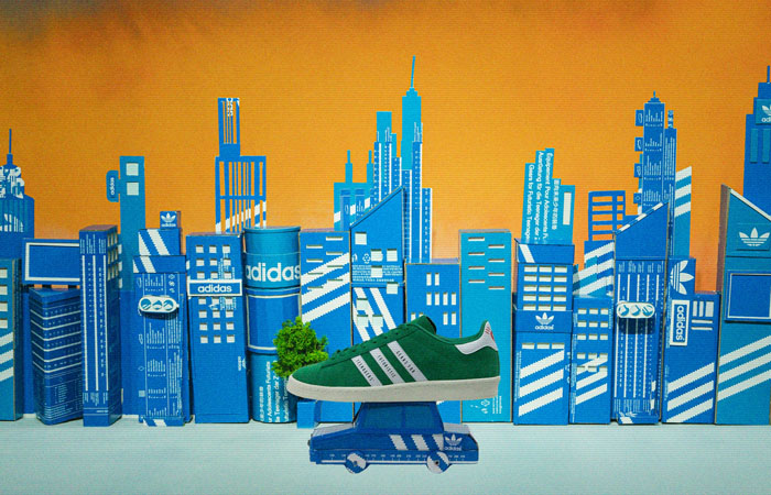 Human Made adidas Campus Green FY0732 06