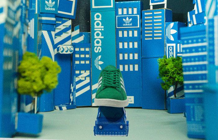 Human Made adidas Campus Green FY0732 07