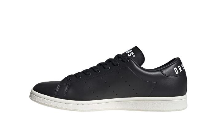 Human Made adidas Stan Smith Triple Black FY0735 01