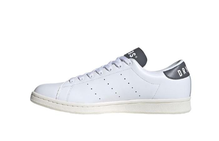 Human Made adidas Stan Smith White Ash FY0736 01
