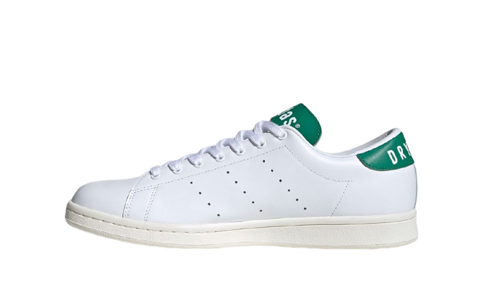Human Made adidas Stan Smith White Green FY0734 01