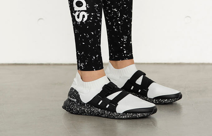Hyke adidas Performance UltraBOOST aH001 FV3905 on foot 01
