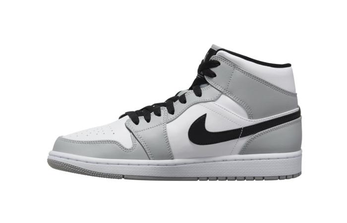 black and grey jordan 1