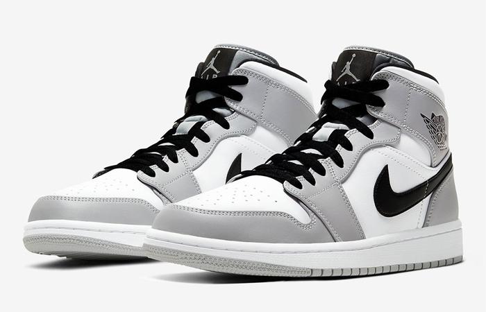 Jordan 1 Mid Smoke Grey Black 554724-092 02