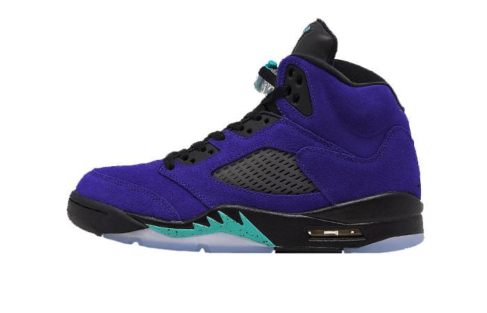 Jordan 5 Alternate Grape Core Black 136027-500 01