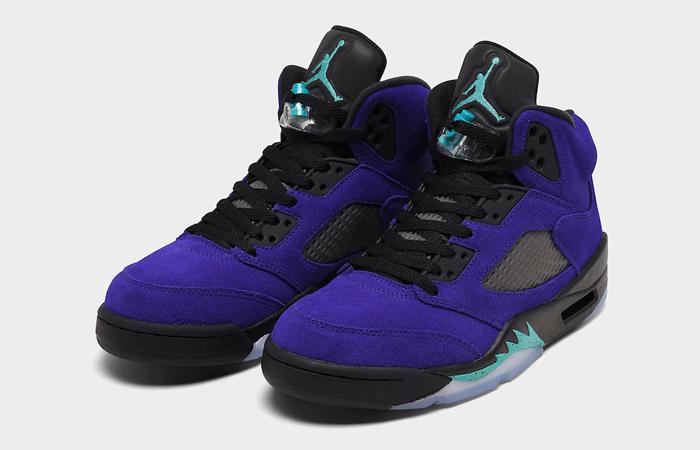 Jordan 5 Alternate Grape Core Black 136027-500 05